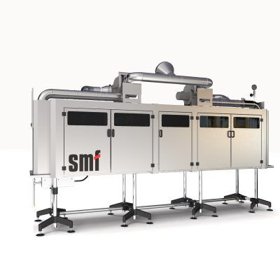 Dampftunnel – Modell PT8 / Modell PT12