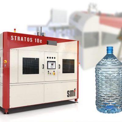 Líneas de soplado para botellas de gran volumen (3L-20L)