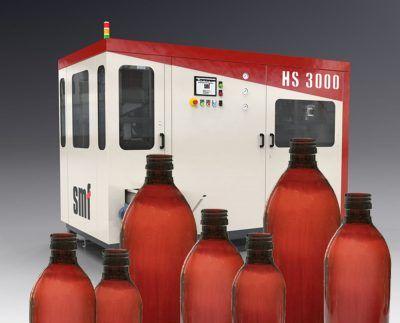 PET machine for pharma bottles