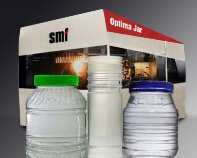 Machines for JAR & candle from PET