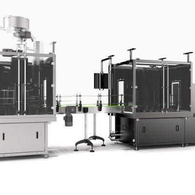 Máquinas de envase